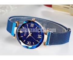 WW0174 Original Curren Blanche Ladies Magnetic Chain Watch - Image 5/5
