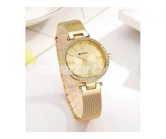WW0189 Original Curren Ladies Mesh Chain Watch