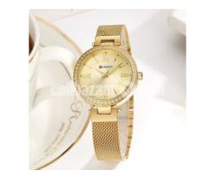 WW0189 Original Curren Ladies Mesh Chain Watch - Image 3/5