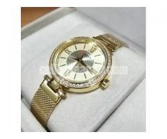 WW0189 Original Curren Ladies Mesh Chain Watch - Image 4/5