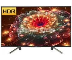 """sony bravia 49"""" smart Android model 2018 W800F"""