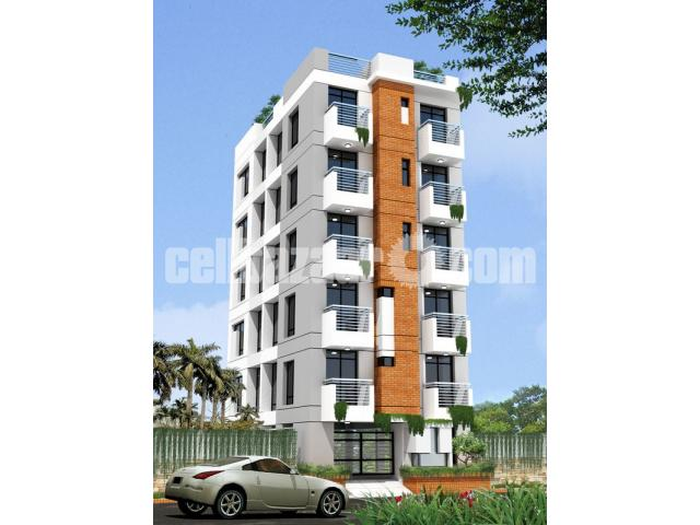 720sft flat sale @ mirpur - 1/1