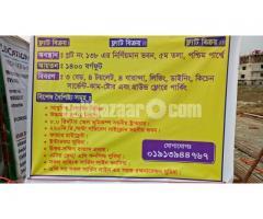 Luxury Flat Sale in Savar DOHS