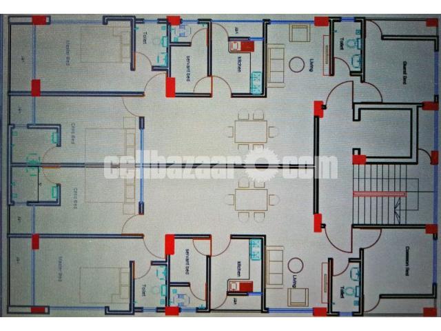 Luxury Flat Sale in Savar DOHS - 4/5