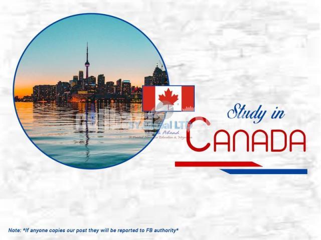 Study in Canada - 1/1