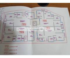 1250 SFT flats Land share sale - Image 1/5