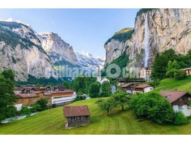 Switzerland visa process - 4/5