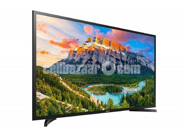 """samsung 40"""" Full HD Flat Smart wi-fi TV N5300 - 1/3"""