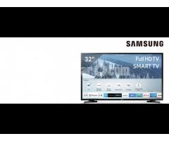 "samsung 40"" Full HD Flat Smart wi-fi TV N5300 - Image 3/3"