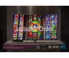 "75"" samsung Q7F QLED 4K TV premium pic Quality - Image 3/5"