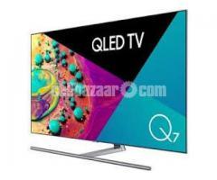 "75"" samsung Q7F QLED 4K TV premium pic Quality - Image 4/5"