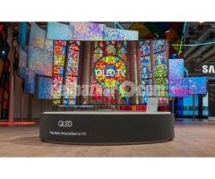 "75"" samsung Q7F QLED 4K TV premium pic Quality - Image 5/5"