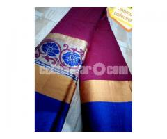 Toshor silk saree