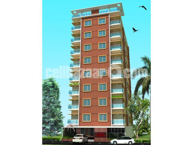 800sft flat sale @ mirpur - 1/1