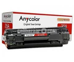 HP Canon Compatible Laser Toner Cartridge 85A/80A/05A - Image 1/2