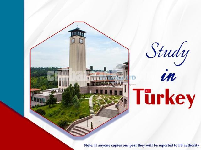 Study in Turkey - 1/1