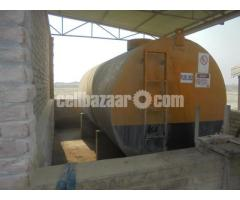 10000 Liter Fuel Tanks for sale