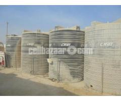 Water tank 10000 liters