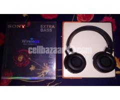 Sony AC-1 Wireiess Stereo Headphone
