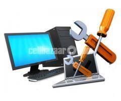 Laptop and Desktop Computer Repair Investigation Service