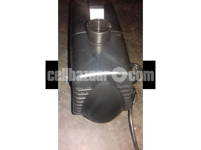 SUBMERSIBLE PUMP 6 230W 8500L/HR 5.5M - 3/5