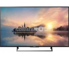"""Sony Bravia X7500E 43"""" 4K TV  BEST PRICE IN BD"""