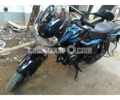 Bajaj discover 100 , registered by Mirpur BRTA