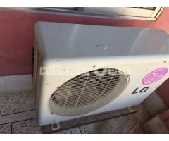 LG 1 ton AC