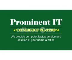 Computer Service at your Home/Office.