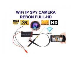 Spy Camera 4K HD Module P2P Hidden Wireless Antenna Rebon Wifi IP Camera