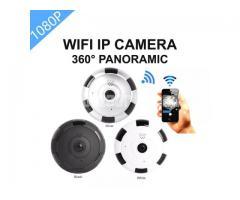 Wifi IP Camera 360° Panoramic Night Vision CCTV Camera