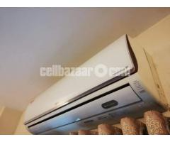 LG inverter V air conditioner