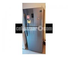 Samsung 415 L 3 Star Frost Free Double Door Refrigerator(RT42K5468SL/TL, Silver, Convertible)