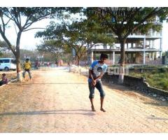 land dhaka green model town with 40' road@5katha