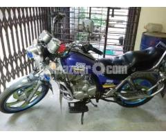Jensen 125 CC motorbike