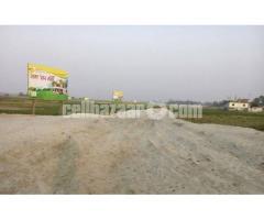সাউথ ফেসিং ২.৫ কাঠা প্লট @ কেরানীগঞ্জ