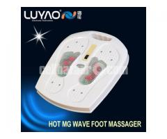 Electric Foot Massager Vibration Infrared Heat Leg Spa Relieve Fatigue Machine