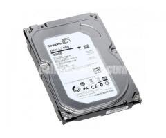 Seagate 7200 RPM 1TB SATA Desktop Hard Disk Drive