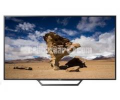 "Sony Bravia W650D Full HD 48"" WiFi Smart LED Television"