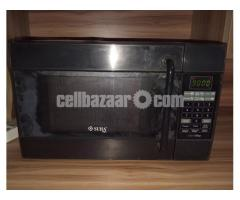 20L Microwave+ Convection  oven 1.5Y used