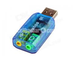Sound Card Audio Adapter