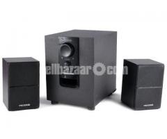 M-106 2.1 Multimedia Speaker - Black