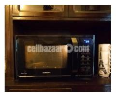 Samsung Convection Microwave Oven | MC28H5025VK/TL | 28 L