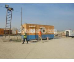 20' feet Office containers for sale