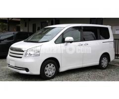 Toyota Noah x new model