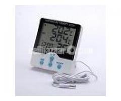 Digital Temperature Meter & Hygrometer / Digital Humidity Meter