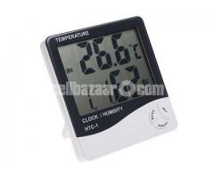 Digital Temperature Meter & Hygrometer / Digital Humidity Meter (HTC-1)