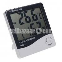 Digital Room Temperature and Hygrometer- HTC-1