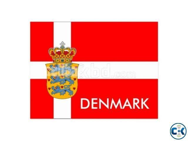 DENMARK WORK PERMIT VISA - 1/1