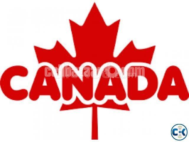CANADA WORK PERMIT VISA - 1/1